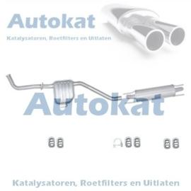 Opel Omega B 2.0/2.5 diesel 94-03 Sedan SET-3182
