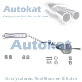 Opel Astra G 1.8i/2.0i 98-04 Sedan SET-3163