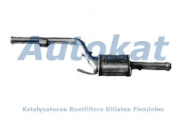 Mercedes CLK 320CDI 02-09 DPF-5112