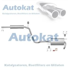 VW Polo 1.0i/1.3i/1.4i/1.6i 94-01 SET-3252