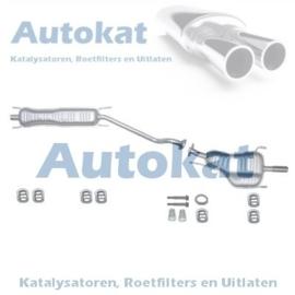 Opel Astra G 1.6i 98-03 Hatchback SET-3155