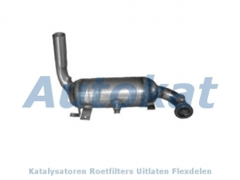 Alfa Romeo Mito 1.3 MJTD  08-11  DPF-5065