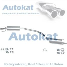 Opel Corsa B 1.2i/1.4i/1.5D/1.7D 93-00 SET-3167