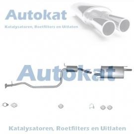 Mazda 121 1.25i/1.3i 96-00 SET-3081