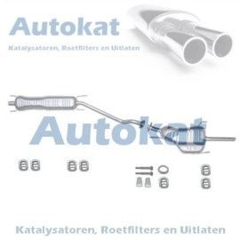 Opel Astra G 1.6i 00-03 Sedan SET-3162