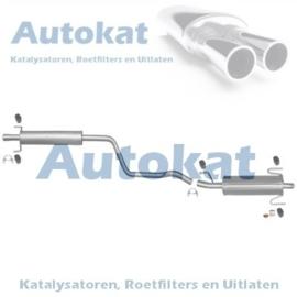 Opel Meriva 1.4i-16v 04-10 SET-3177