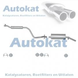 VW-Golf I 1.6GTi/GLi 77-82 SET-3233