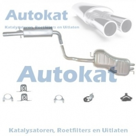 Volkswagen Beetle 2.0 98- Hatchback SET-3019