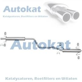 Opel Meriva 1.6i-16v 03- SET-3178