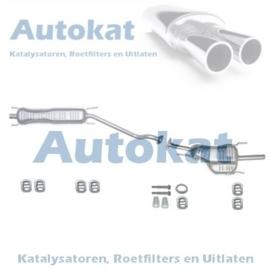 Opel Astra G 1.8i/2.0i 98-04 Station SET-3164