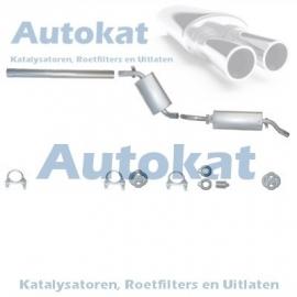 VW-Golf II 1.0/1.3 85-92 SET-3234
