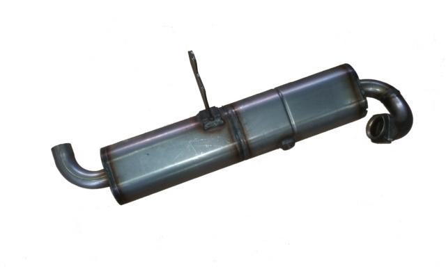 Smart katalysator / demper Voor gereviseerde blokken