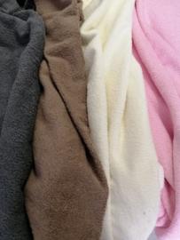 """Voedingskussenhoes badstof """"Effen kleuren"""""""