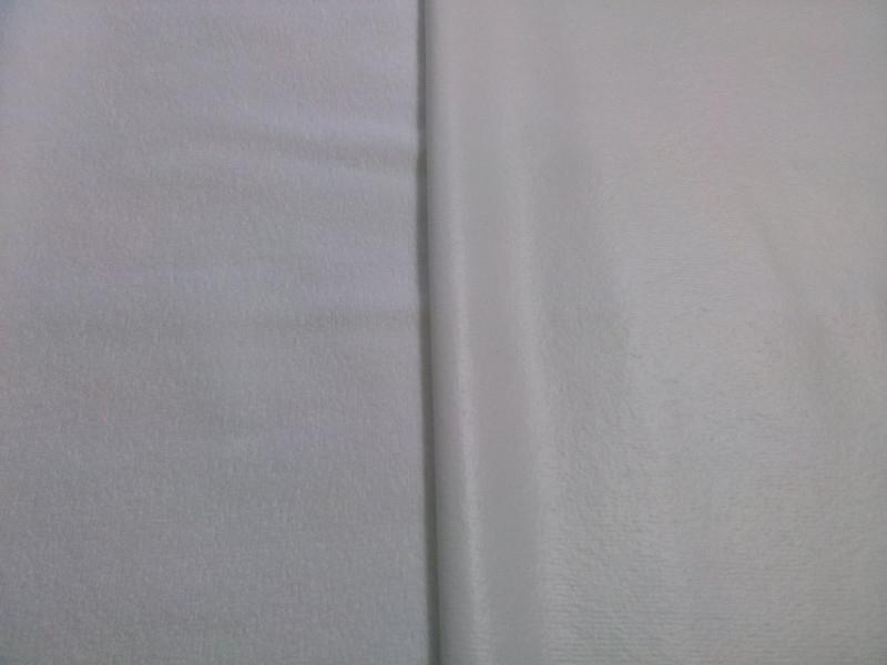 Zijslaapkussenhoes:  waterdichte badstof/PU beschermhoes 140x40cm