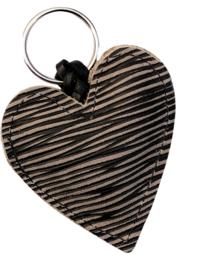 LEATHER HEART - / BIBI