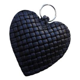 LEATHER HEART XL - / AMANDA