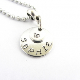 HS NECKLACE 925 SILVER