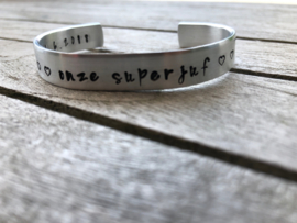 HS BRACELET ONZE SUPER JUF - MEDIUM
