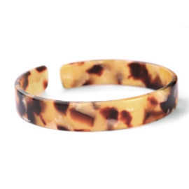 ARMBAND RESIN LOOSE FITSMALL - /COGNAC  BRUIN