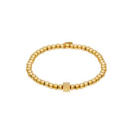 Armband hart goud