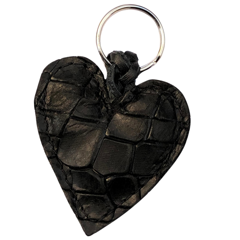 LEATHER HEART - / LYDIA