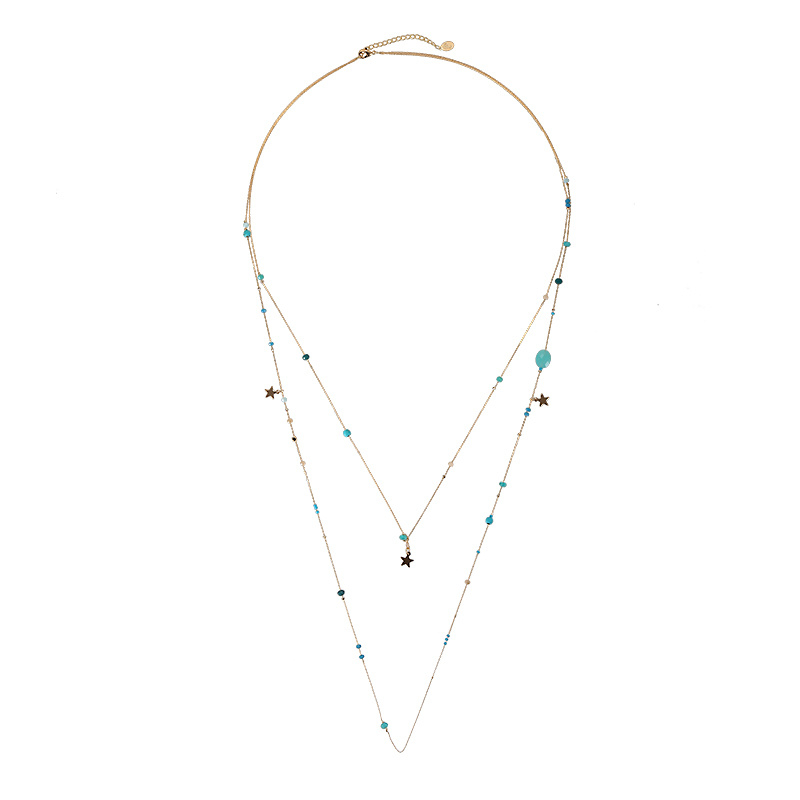 KETTING HAPPY UNIVERSE -/ TURQUOISE