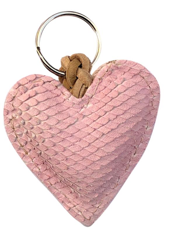 LEATHER HEART - / EMMA
