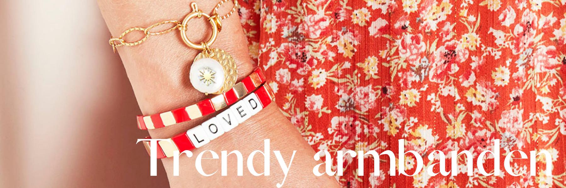 Trendy armbanden 3