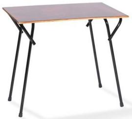 19690 - Exam Table met de juiste standaard afmeting onder de examentafels 90 x 60 VEBA