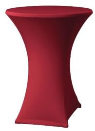 DK579 -Samba stretch statafelhoes bordeaux D2