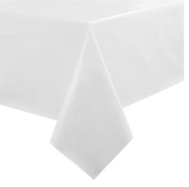 GH175 -PVC tafelkleed 140x140cm wit