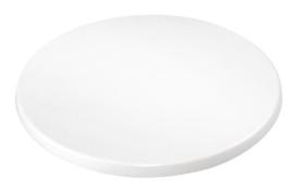 GG645 -Bolero rond tafelblad wit 60cm