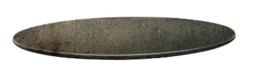 DR990 -Topalit Smartline rond tafelblad beton- Afmeting: 70(Ø)cm