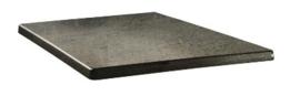 DR947 -Topalit Classic Line vierkant tafelblad beton