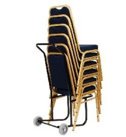 CE139 -Bolero trolley voor stapelstoelen