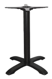 CE154 -Bolero 4-benige gietijzeren tafelpoot