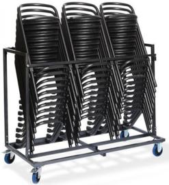 T91400 - Trolley Barkrukken is door VEBA speciaal ontworpen voor het vervoeren van grote aantallen barkrukken