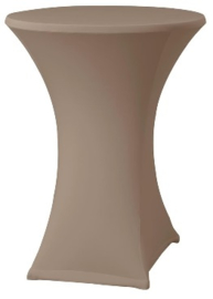 DK587 -Samba stretch statafelhoes taupe D2