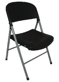 CE693 -Bolero opklapbare stoelen zwart