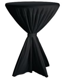 H866 -Statafelrok Fiësta zwart