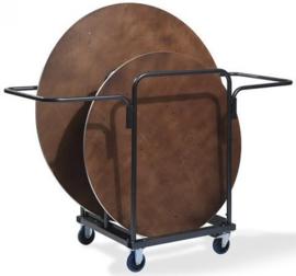 T90500 - Trolley Event Round is geschikt voor de ronde diner tafels
