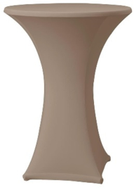 DK576 -Samba stretch statafelhoes taupe D1