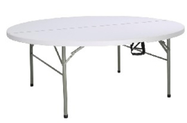 HC270 -Bolero inklapbare ronde tafel 183cm