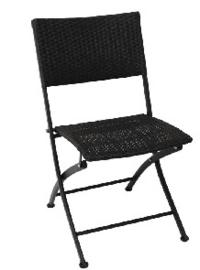 GL303 -Bolero opklapbare rotan stoelen