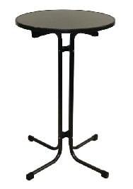 H853 -Statafel Monaco grijs 80cm