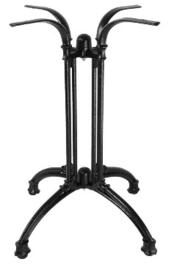 HC298 -Bolero gietijzeren tafelpoot 72cm