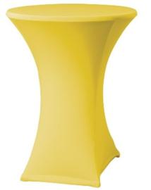 DK581 -Samba stretch statafelhoes geel D2