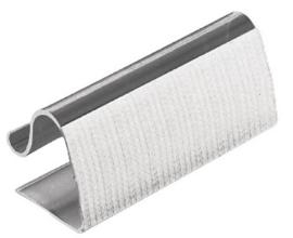 DK890 -Tafelrok klittenband clip 5-20mm