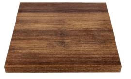 gr324-Bolero vierkant tafelblad Rustic Oak 60cm