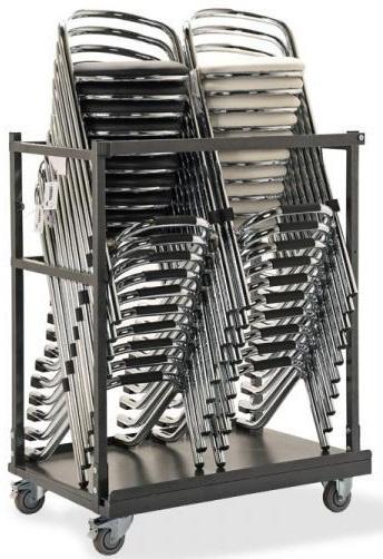 T91100 - Trolley Universal is universeel ontworpen door VEBA voor de stackchairs